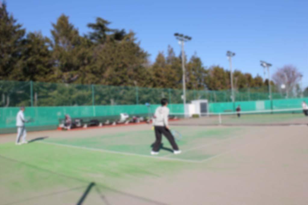 成蹊テニス会総会のご案内