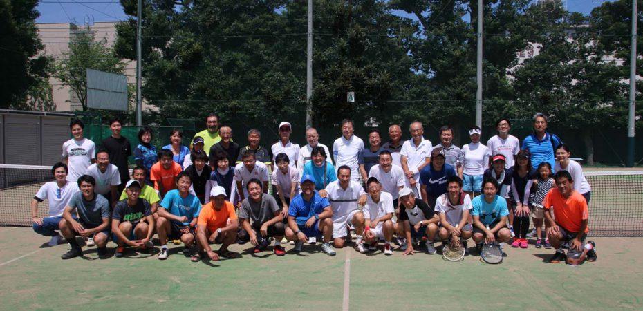 第16回成蹊高校硬式テニス部OBOGテニス懇親会のご報告