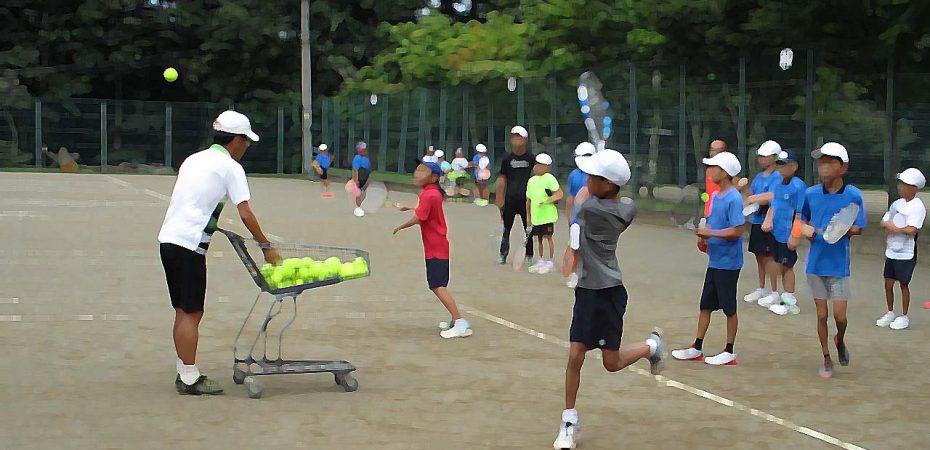 小学校テニス部活動報告