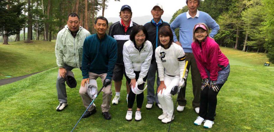 第28回成蹊テニス会ゴルフコンペのご報告