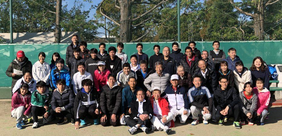 2019年テニス懇親会(大学OBOG会)のご報告